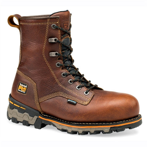 "TIMBERLAND PRO 8"" BOONDOCK WP BOOT #1113A"
