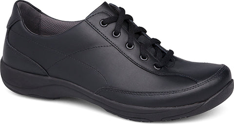 DANSKO WOMEN'S EMMA LEATHER SNEAKER  #D1952