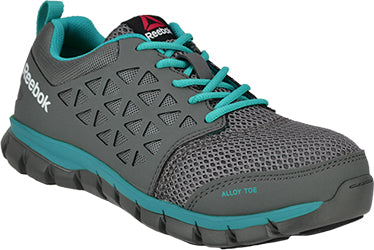 REEBOK WOMEN'S SUBLITE ALLOY TOE ATHLETIC WORK SHOE  STYLE# RB045