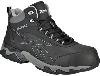 REEBOK MEN'S COMP TOE WP METAL FREE WORK BOOT STYLE# RB1068