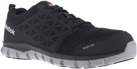 REEBOK MEN'S SUBLITE ALLOY TOE ATHLETIC WORK SHOE STYLE# RB4041