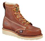 "THOROGOOD 6"" MENS MOC TOE LEATHER BOOT STYLE# T4200"