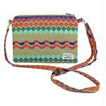"3in1 Handbag 8.5""x6"" TropicFLG"