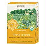 Triple Lemon Tea 16 bags FRE
