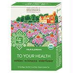 To Your Health Tea 16bags FRE
