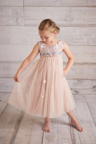 Fairytale - Petal Tulle Dress