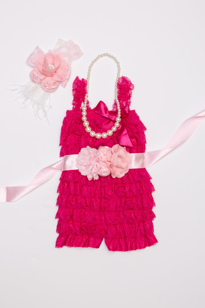Hot Pink Complete Outfit