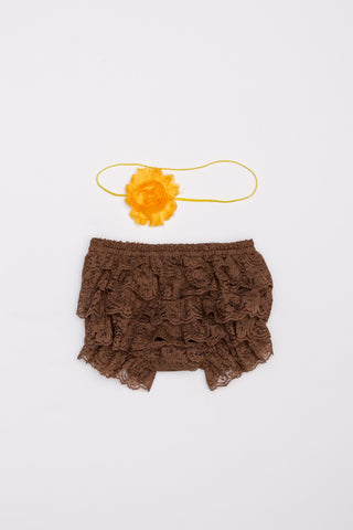 Bloomer & Headband Set