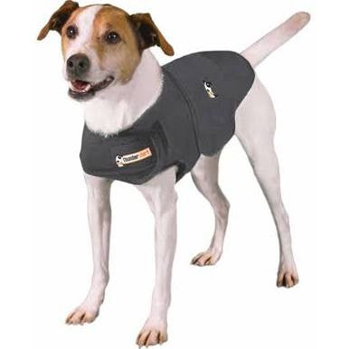 Thundershirt Dog Anxiety Treatment - Grey Medium 26 - 40lbs