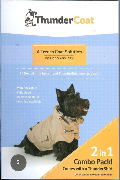 ThunderCoat for Dog XS  8-14lbs