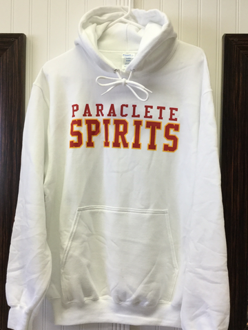 Sweatshirt Hooded White