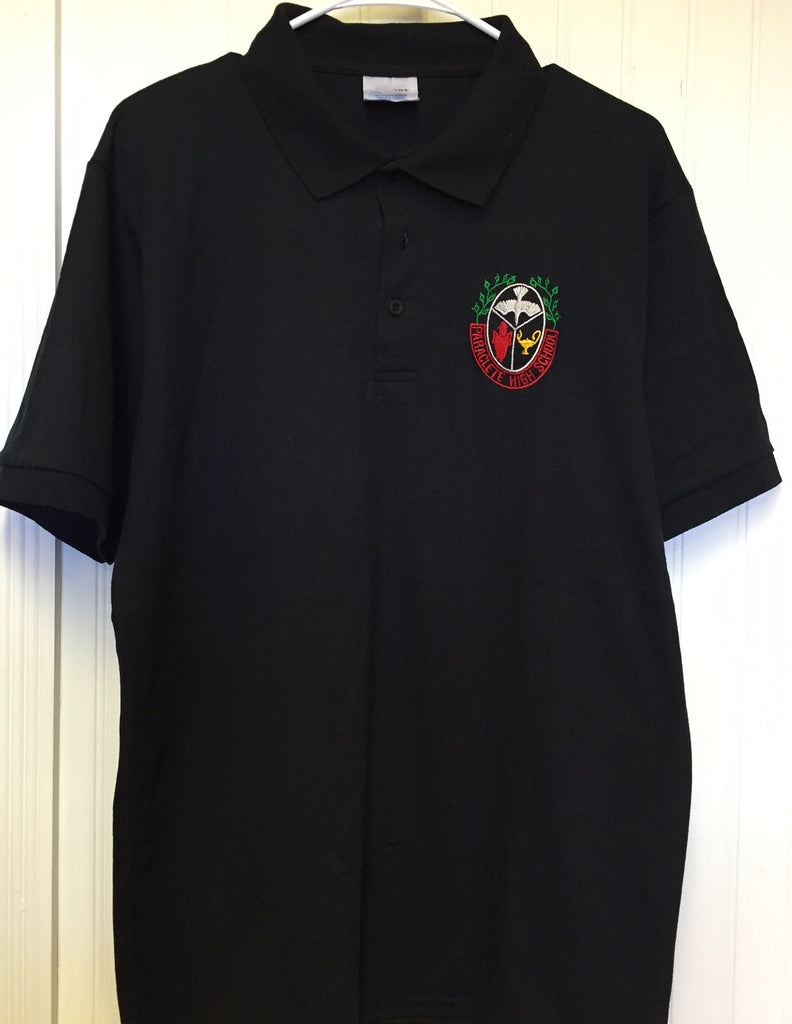 Polo Short Sleeve Black