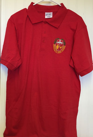Polo Short Sleeve Red