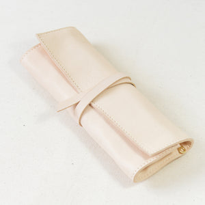 Moore Utility Leather Wrap Natural