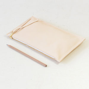 Jackson Pencil Pouch Natural