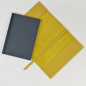 Chapman A5 Loose Cover & Notebook Mustard