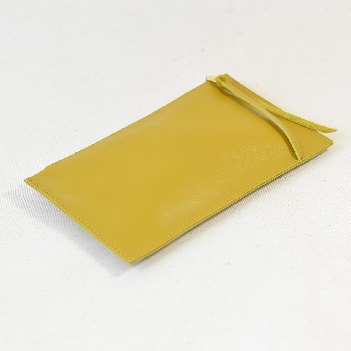 Jackson Pencil Pouch Mustard