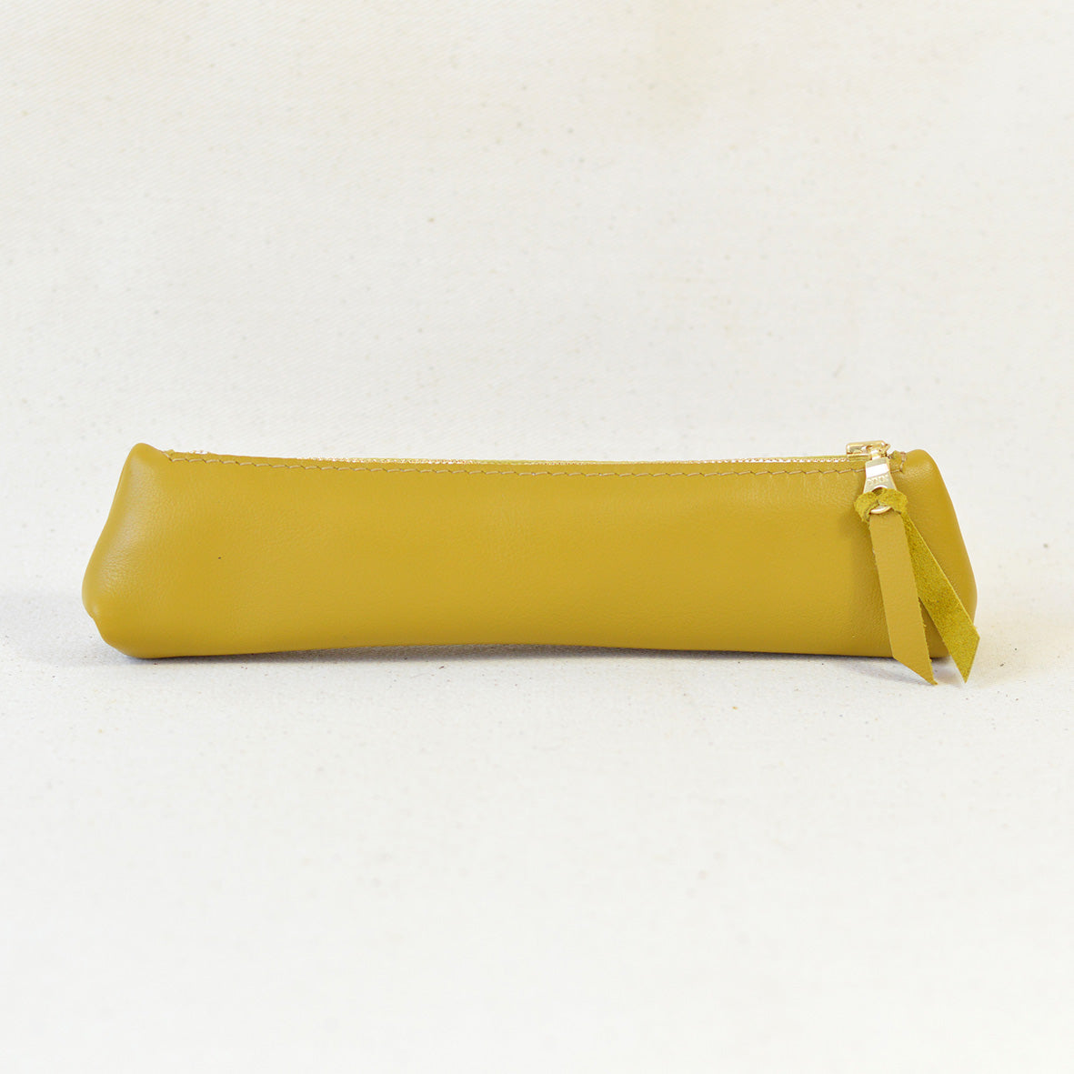Marisol Pencil Case Mustard