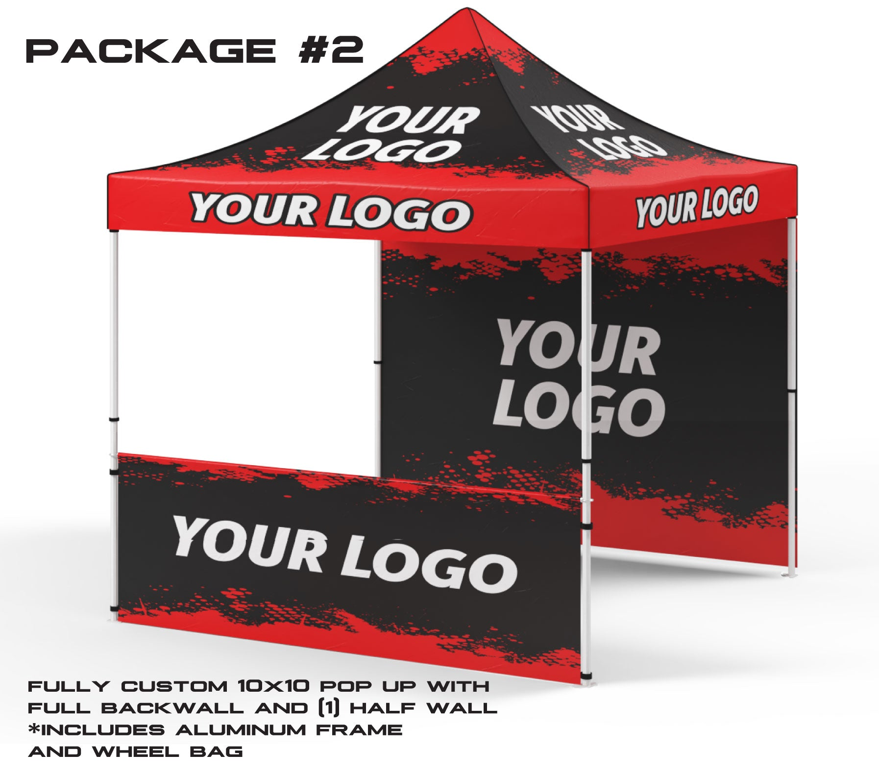 10x10 Package #2