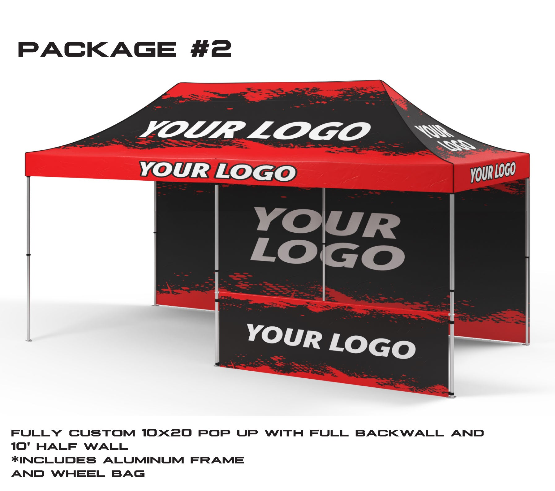 10x20 Package 2