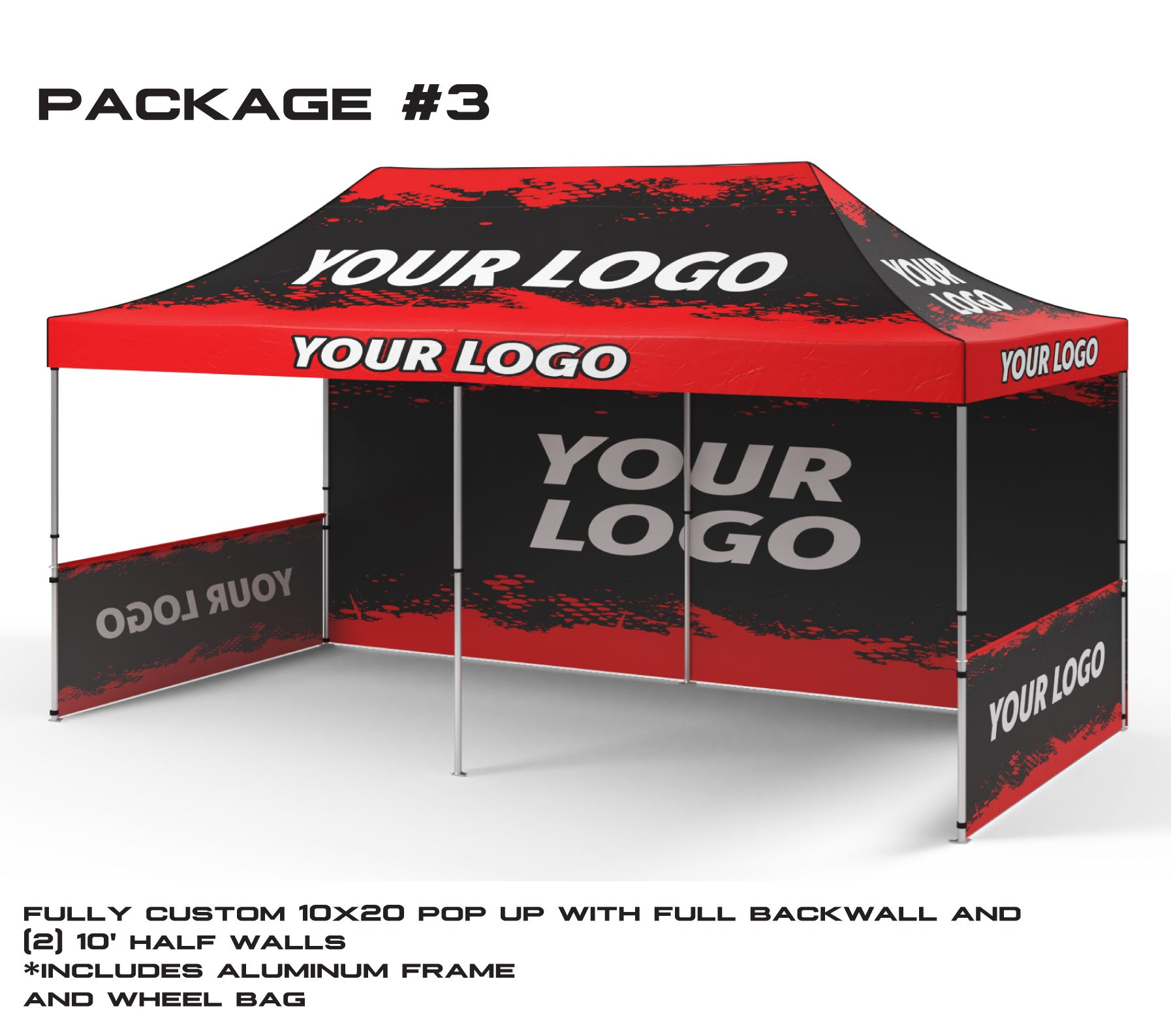10x20 Package 3