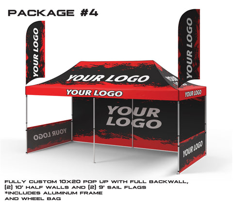 10x20 Package 4