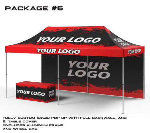 10x20 Package 6