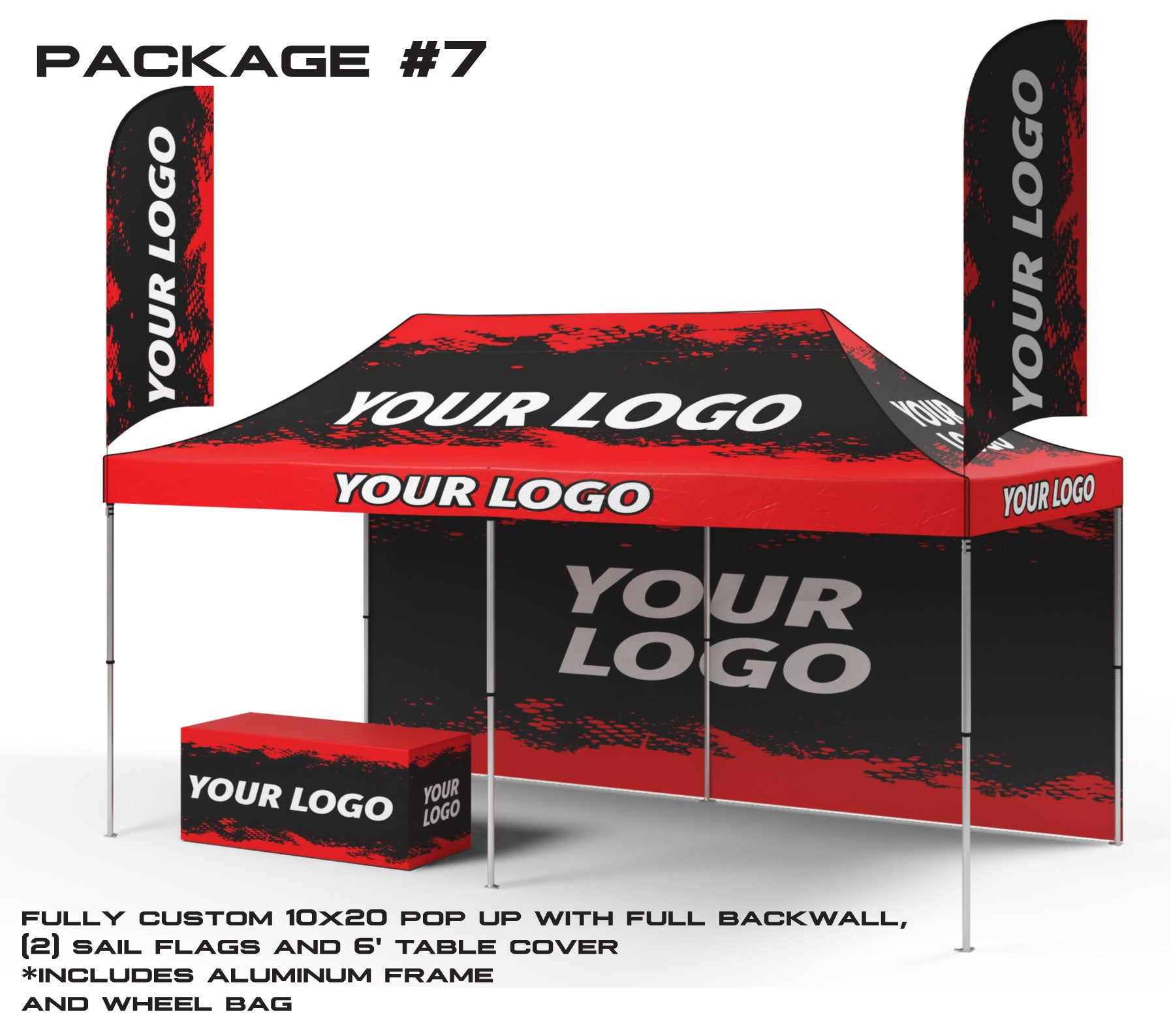 10x20 Package 7