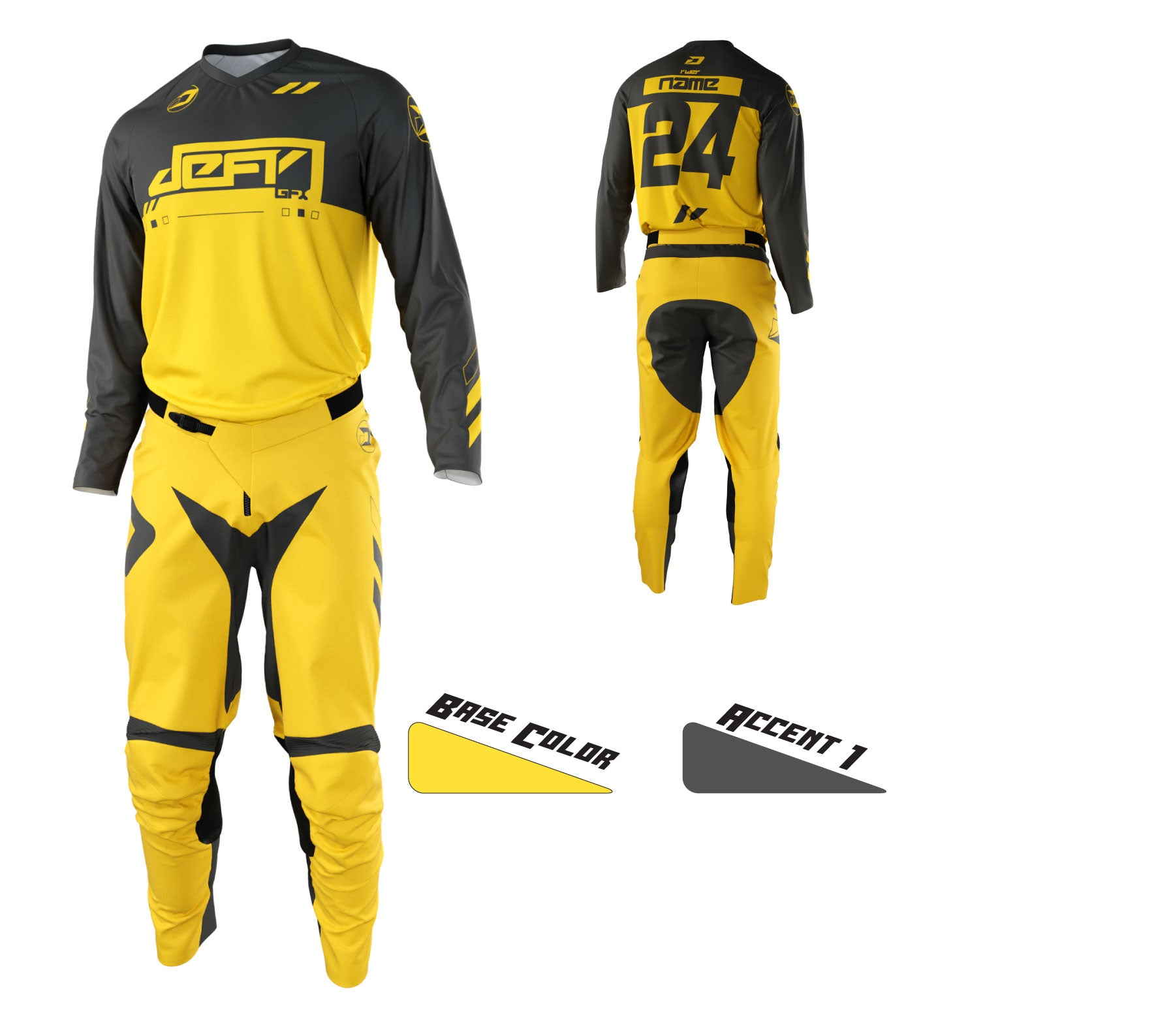 ALPHA MX GEAR