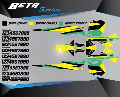 BETA SERIES - Sled Kits