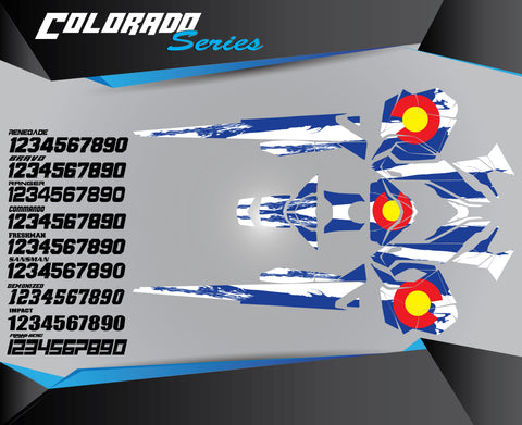 COLORADO SERIES - Sled Kits