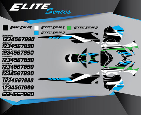 ELITE SERIES - Sled Kits