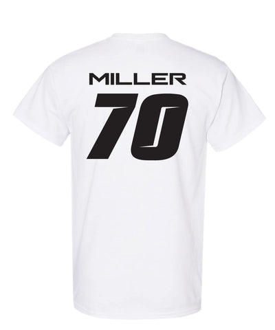 Henry Miller - Rider Name Supported Tee