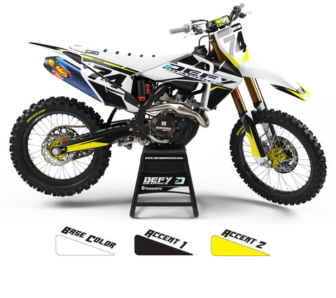 2019 TEAM SERIES -  Husqvarna
