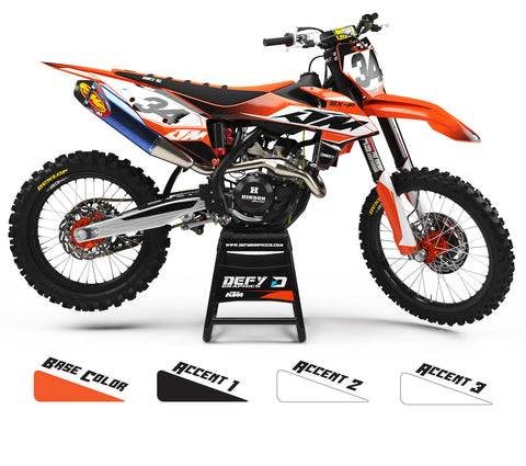 AUTHENTIC SERIES - KTM