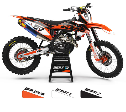 ALL STAR SERIES - KTM