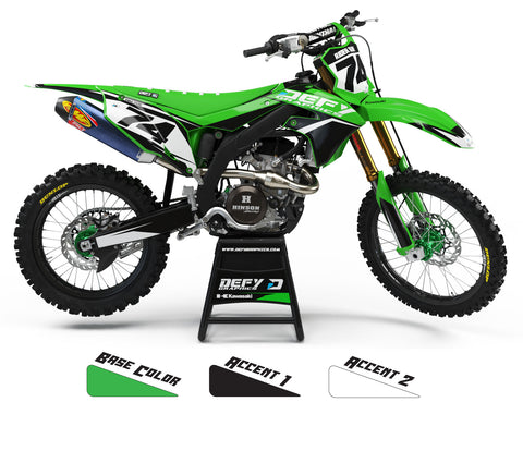 2019 TEAM SERIES -  Kawasaki
