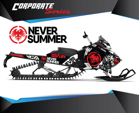 Never Summer CORPORATE SERIES - Sled Kits