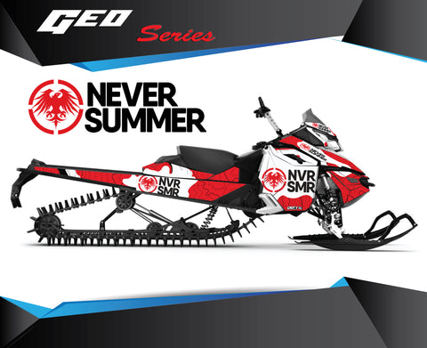 Never Summer GEO SERIES - Sled Kits