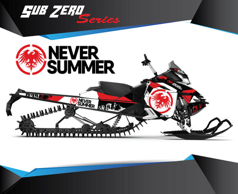 Never Summer SUB ZERO SERIES - Sled Kits