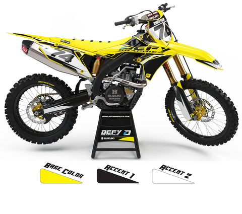 2019 TEAM SERIES - Suzuki