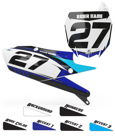 RECON SERIES Number Plates