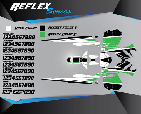 REFLEX SERIES - Sled Kits