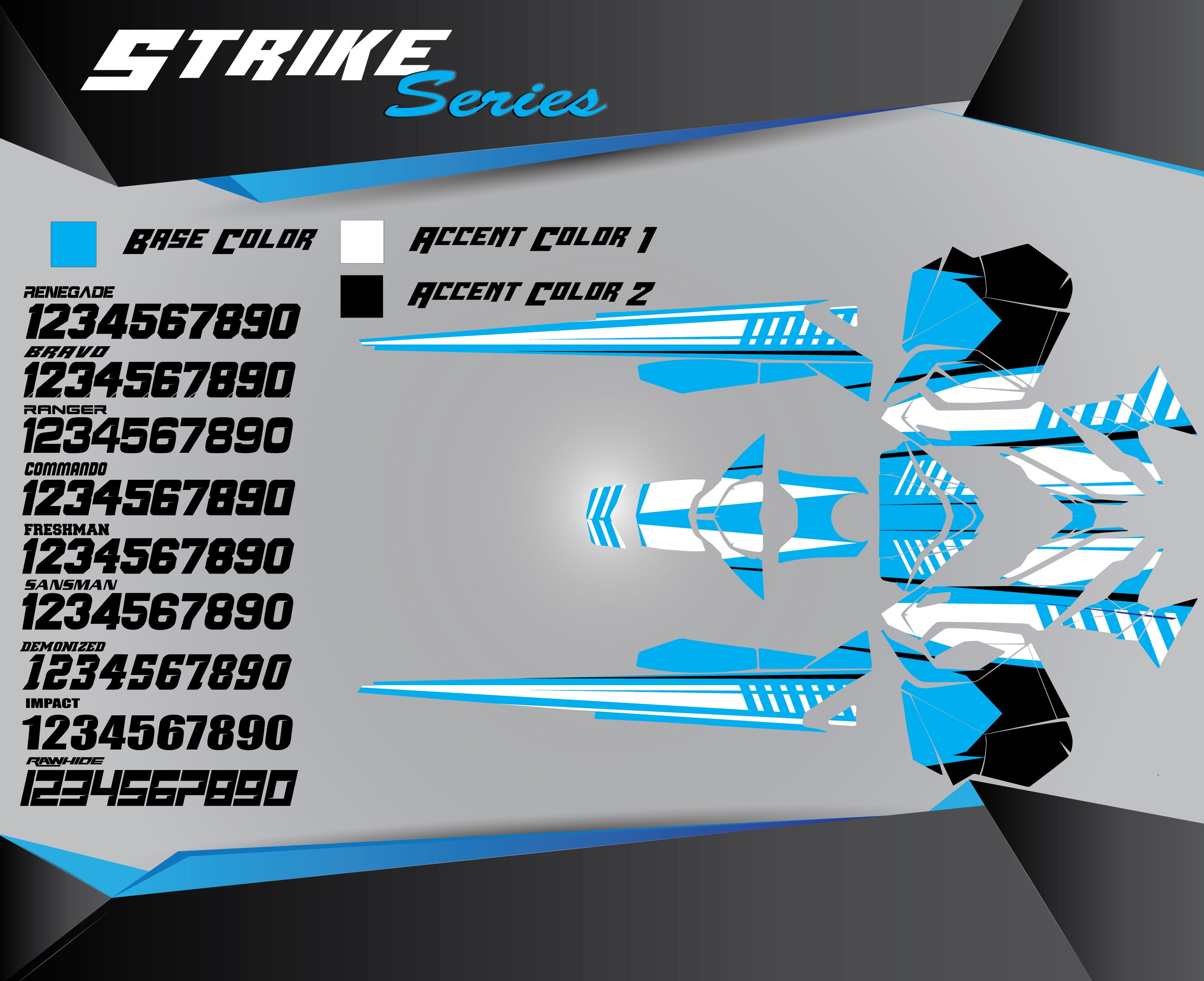 STRIKE SERIES - Sled Kits