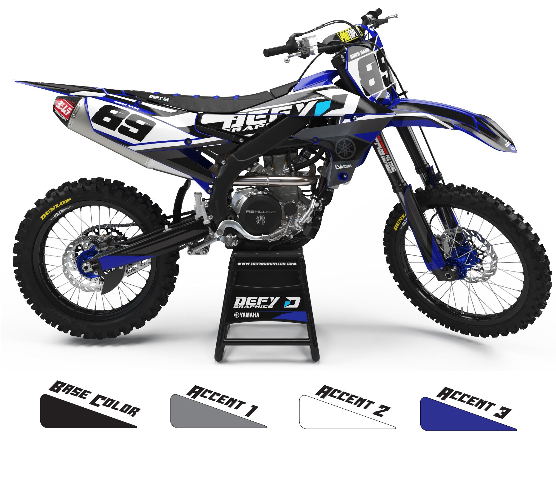 V2 TEAM SERIES - Yamaha