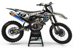 2018 TEAM SERIES CAMO EDITION -  Husqvarna