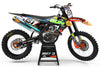 Custom Dirt Bike Graphics
