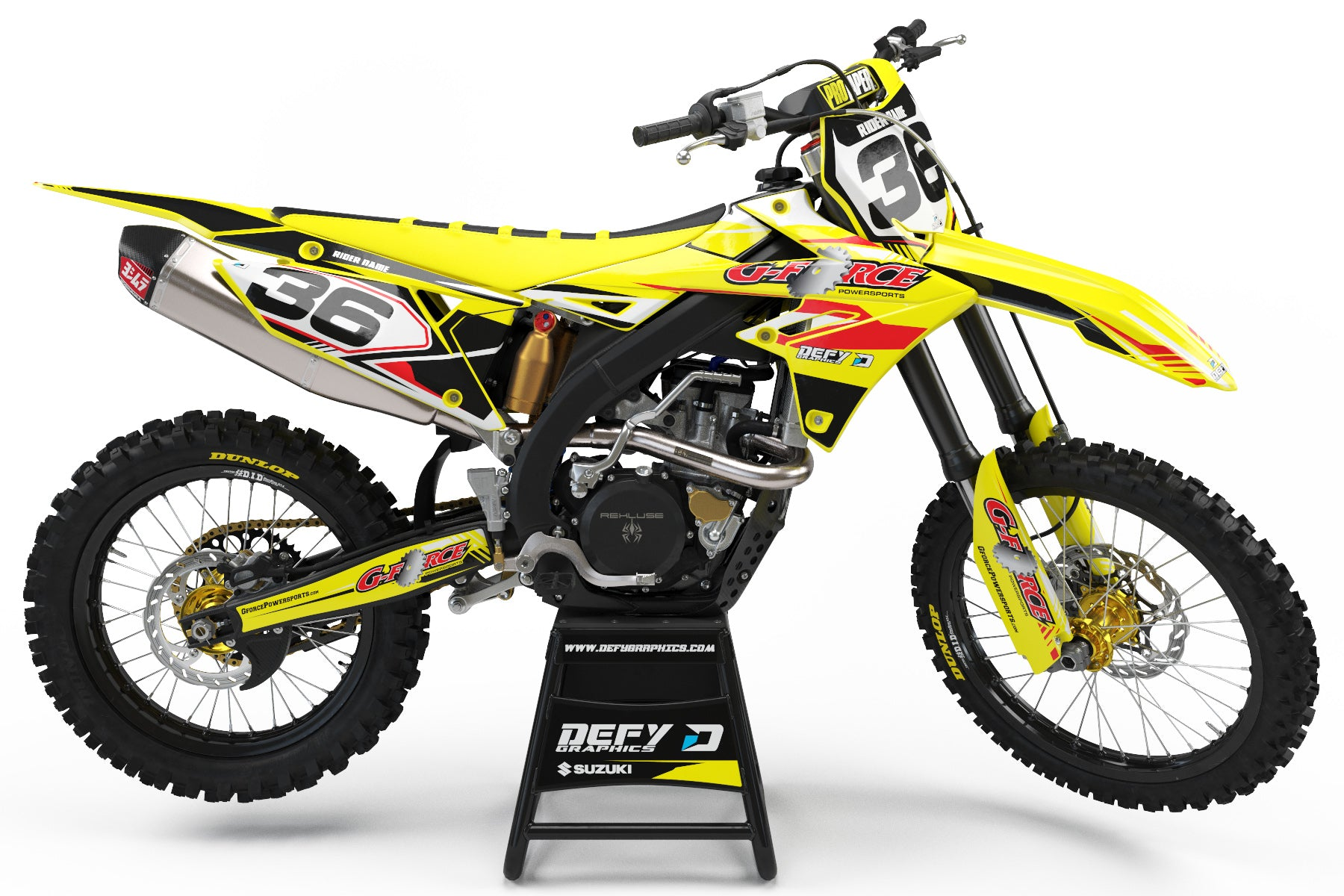 GForce Powersports Dealer Kit