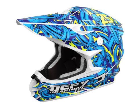 GRAFFITI Series Helmet Wrap