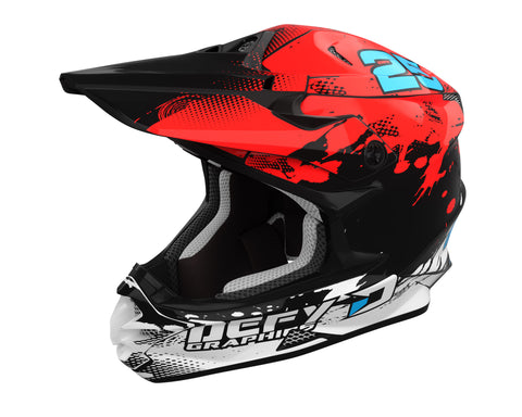 SPLAT Series Helmet Wrap